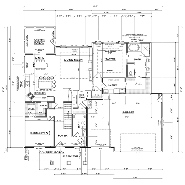 The Grayson Floor Plan
