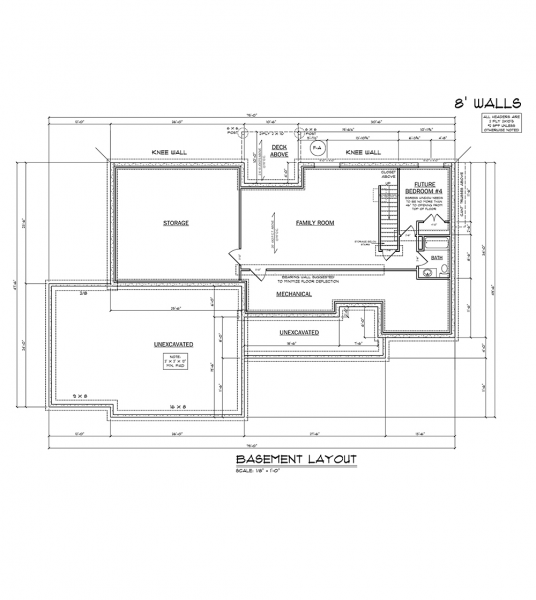 Whispering Elms Floor Plan